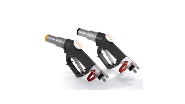 WEH TK17 CNG Fueling Nozzle