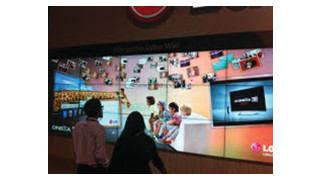 More Touch Screens, New Companies on the Digital Signage Horizon