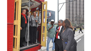 New Streetcar Expansion Opens in New Orleans