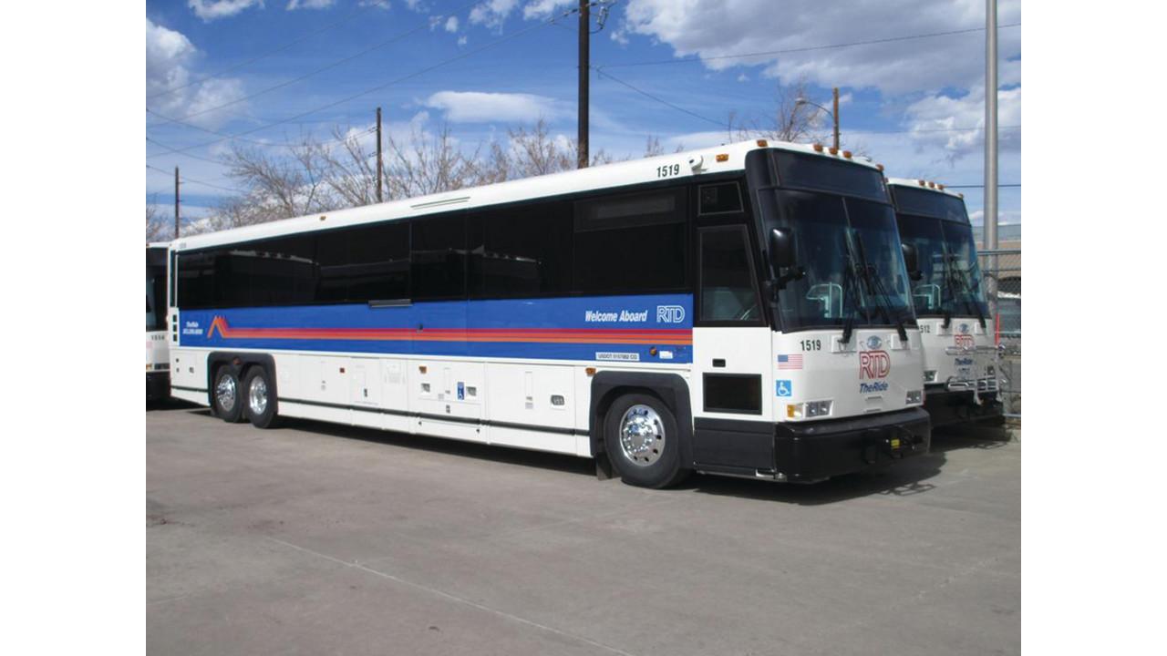 Downtown Denver Bus Tours