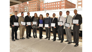 Massachusetts Bay Commuter Railroad Graduates Sixth Class of Engineers