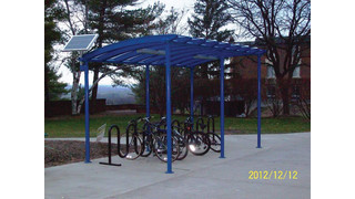 Van-Gard Bike Shelter