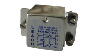 Hermetically Sealed Relays