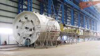 CA: Introducing Big Alma and Mom Chung, the Central Subway's Tunnel Boring Machines