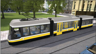 Brookville Awarded Contract to Manufacture First American Designed and Produced Off-Wire Capable Modern Streetcars for City of Dallas