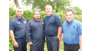TX: VIA Maintenance Team Wins Another State Title