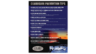 Phillips Industries Offers Corrosion-Fighting Instructional Materials