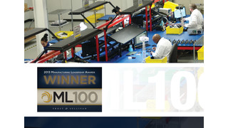 Two Wins for EAO at Coveted International Manufacturing Awards
