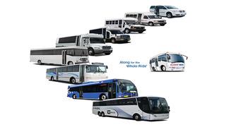 Full Line of Buses