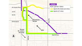 Tempe Streetcar Named Among Future Federal Projects