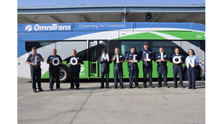 CA: Omnitrans' Journey: 100 Million CNG Miles