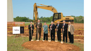 Hickory Springs breaks ground for new foam tech lab
