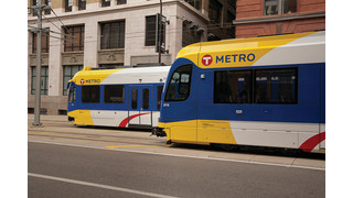 MN: Metro Transit, Xcel Energy Team Up to Provide Wind-Powered Trains on Earth Day