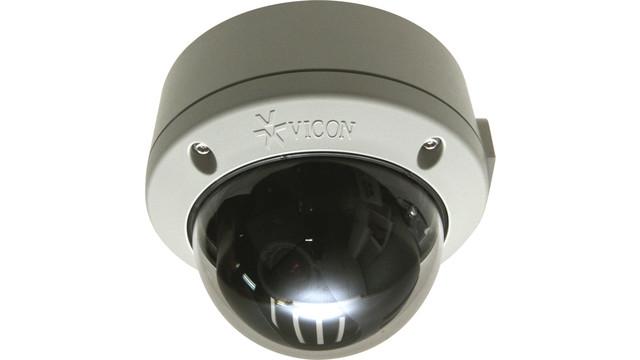 Vicon's Introduces ONVIF-Compliant Roughneck IP Domes