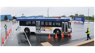 IN: Allison Transmission Holds 38th International Bus Roadeo