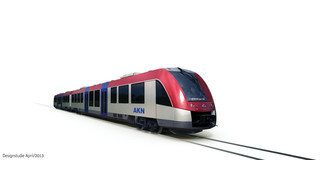 Alstom to provide 14 regional trains to AKN in Germany
