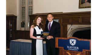 OH: First Transit Director Recognized by Xavier University