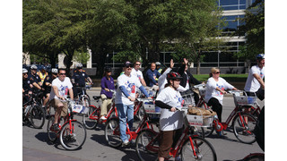 The T Launches City-Wide Bike-Share Program in Fort Worth