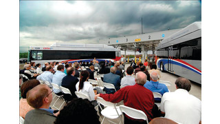 Community Joins COTA in Celebrating Ohio's Largest Compressed Natural Gas Fueling Station