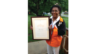 NJ: First Transit Driver Recognized by Princeton University as Honorary Graduate for Distinguished Service