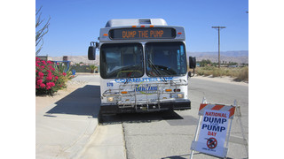 CA: SunLine Transit Participates in National Dump the Pump Campaign