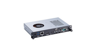 Axiomtek OPS880 – Advanced OPS Digital Signage Player Featuring 4th Generation Intel Core Processors