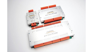 PC1 Series of EN50155 PLCs