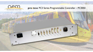 PC3050 EN50155 Vehicle Location Server