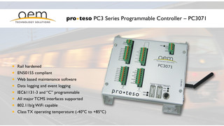 PC3071 WiFi Enabled HVAC Controller