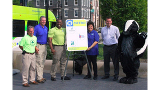 OH: Cincinnati Metro and Parks Unveil New Parks Bus Stop Sign and 'Guide to Green Fun'