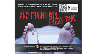 Operation Lifesaver Awards $200k for Rail Safety Public Education and Awareness Campaigns