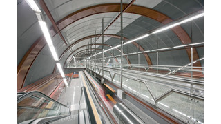 Spain: Sener a Finalist in the European Rail Congress Awards For the Sol Suburban Rail Station in Madrid