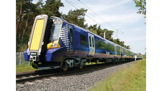 UK: ScotRail Rolls Out Free Wi-Fi on New Train Fleet