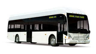 A300L FC Fuel Cell Bus