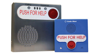 Code Blue unveils versatile, compact IP emergency speakerphones