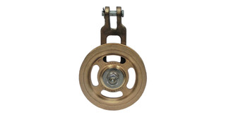 Pulley Attachments for Overhead Contact Systems