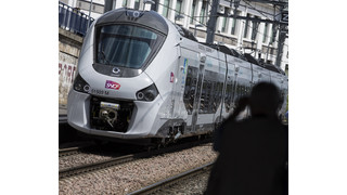 France: Alstom Delivering the First Régiolis Train in Aquitaine