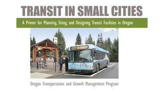 Transit in Small Cities