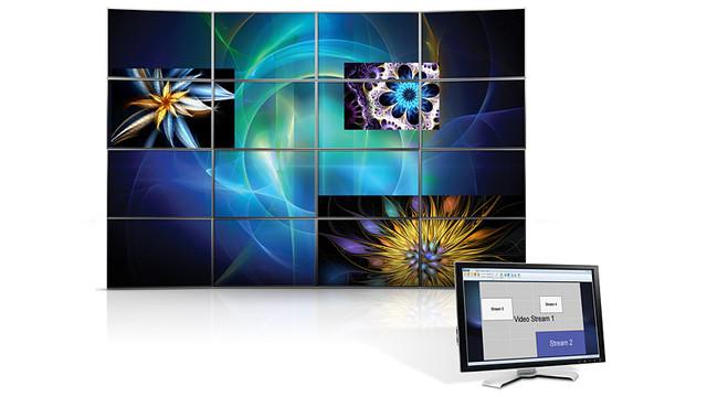 MuraControl 2.0 for Windows Video Wall Management Software