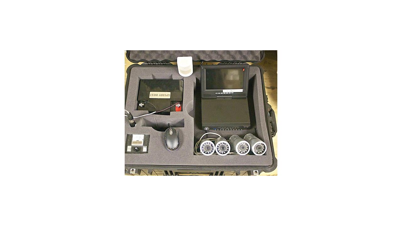 Sw3000ek emergency video kit mass transit for Ek design ag