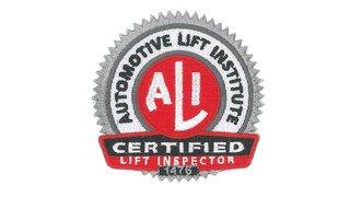 Twenty Rotary Lift Distributor and Installer Employees Achieve ALI Lift Inspector Certification