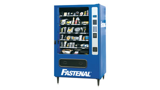 What Abilities will you gain with Fastenal's Industrial Vending program?