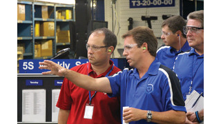 IN: Congressman Marlin Stutzman Visits Bendix Manufacturing Operation in Huntington