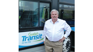 ON: Phil Meagher Joins Guelph Transit
