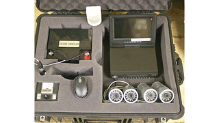 SW3000EK Emergency Video Kit