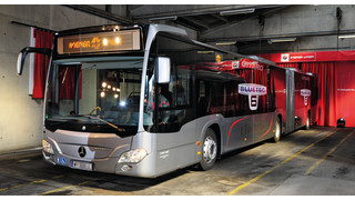Austria: 217 New Buses of Wiener Linien Drive with DIWA.6 Automatic Transmissions