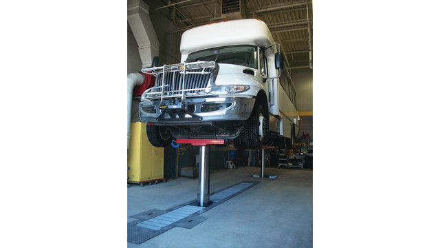 In Ground Car Lift : Stertil koni research shows next generation in ground