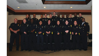 MN: Metro Transit Police Swear In New Full-Time Officers