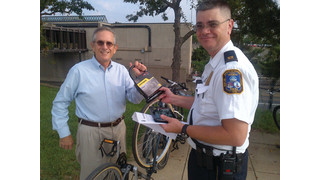 DC: Transit Police Outreach at College Park to Reduce Bike Theft