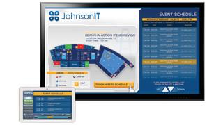Visix RoomBoard Wins Best of InfoComm Digital Signage Hardware Award